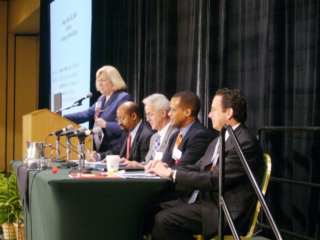 smart growth mayoral panel