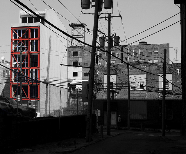 Real Red | flickr user phillytrax, Eyes on the Street flickr group