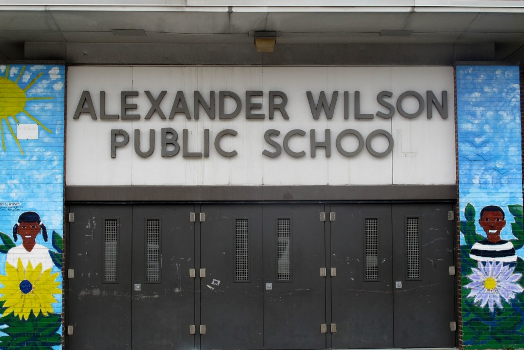 Alexander Wilson Elementary in University City could close. | PlanPhilly