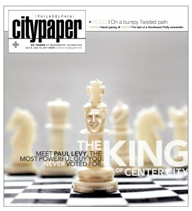 The King of Center City | City Paper cover story, October 6, 2011