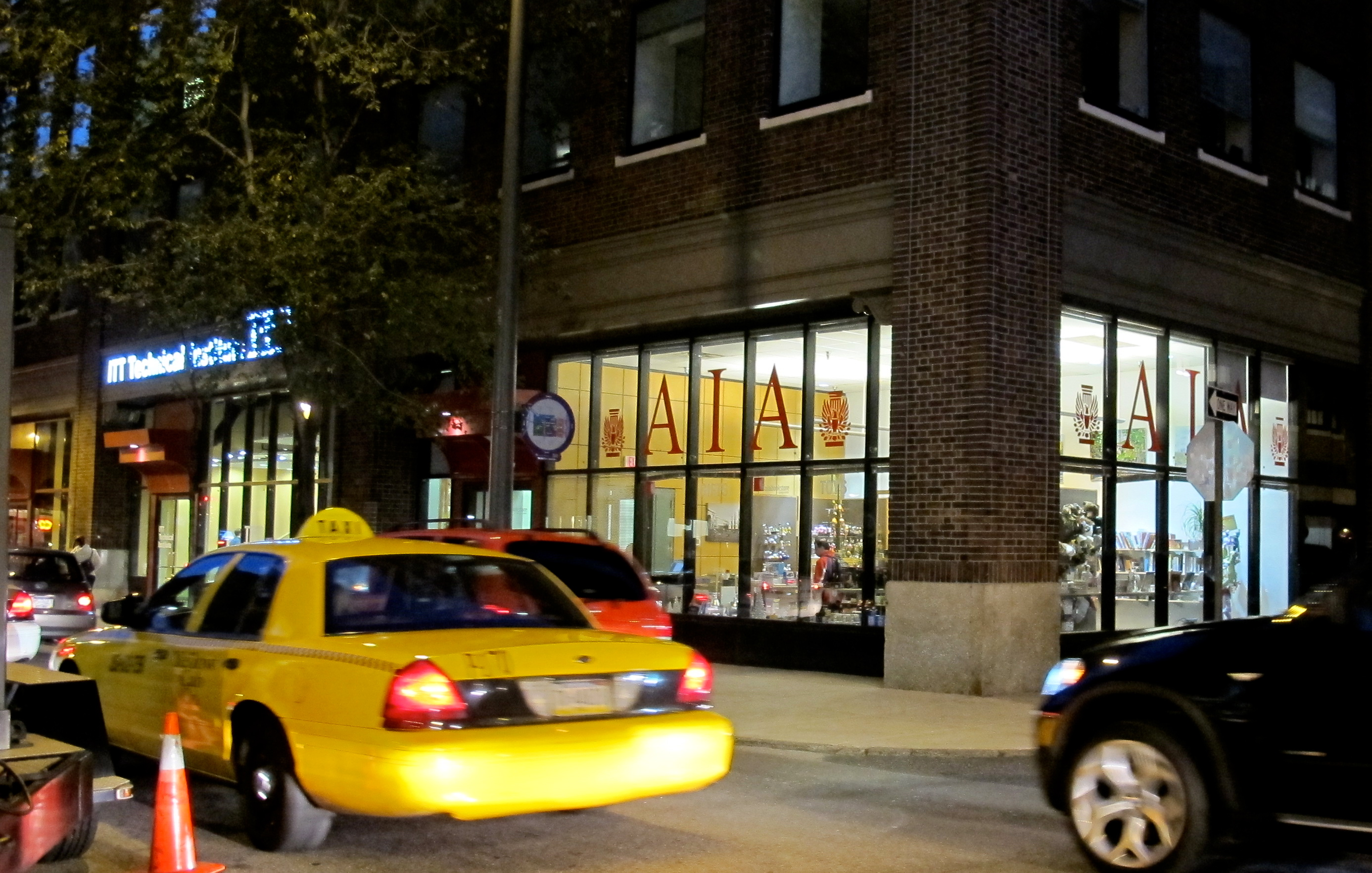The second AIA Philadelphia bookstore opened at 7th and Sansom in October.