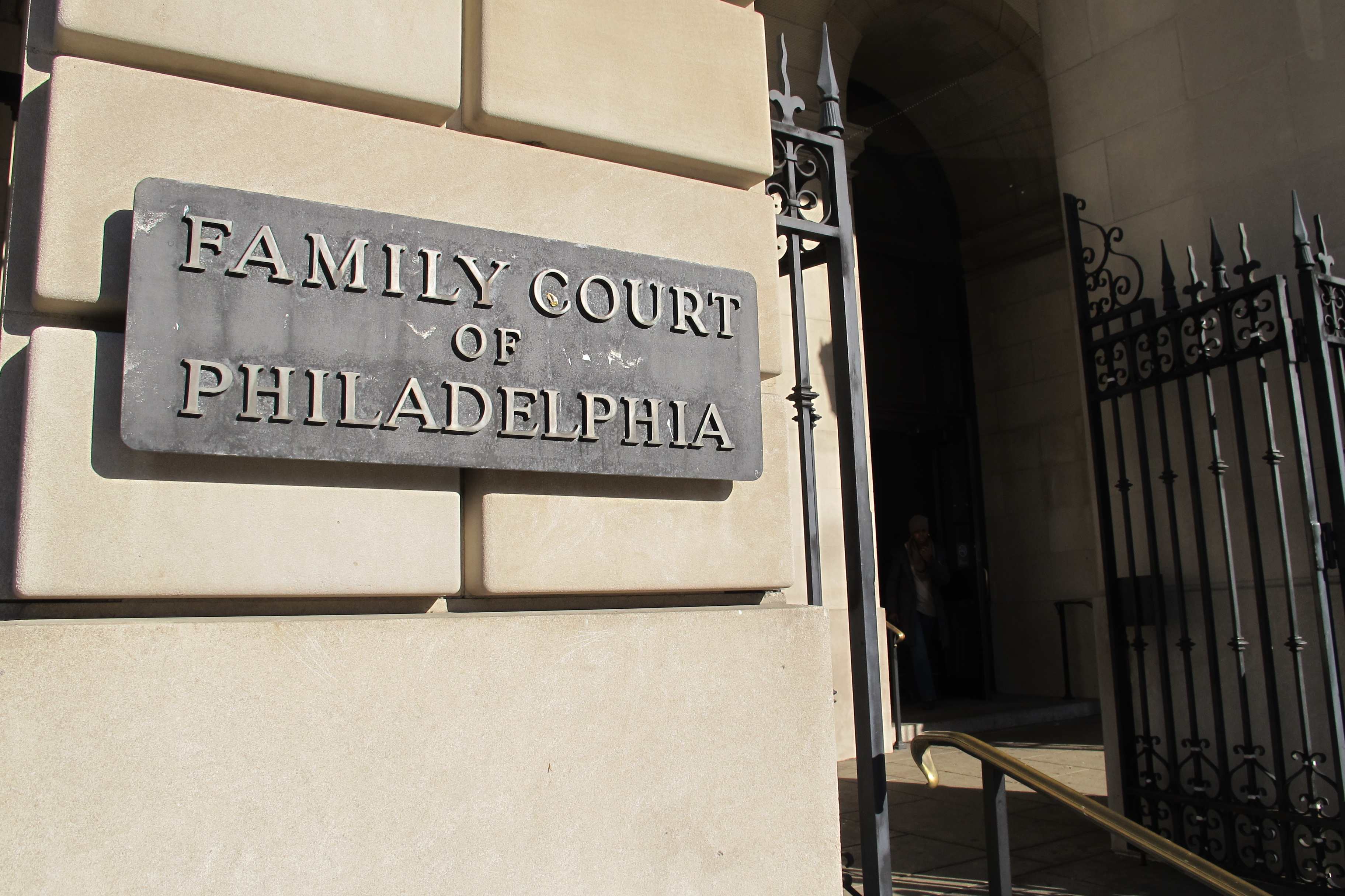 The Family Court of Philadelphia is moving to a new building under construction at 15th and Arch streets.