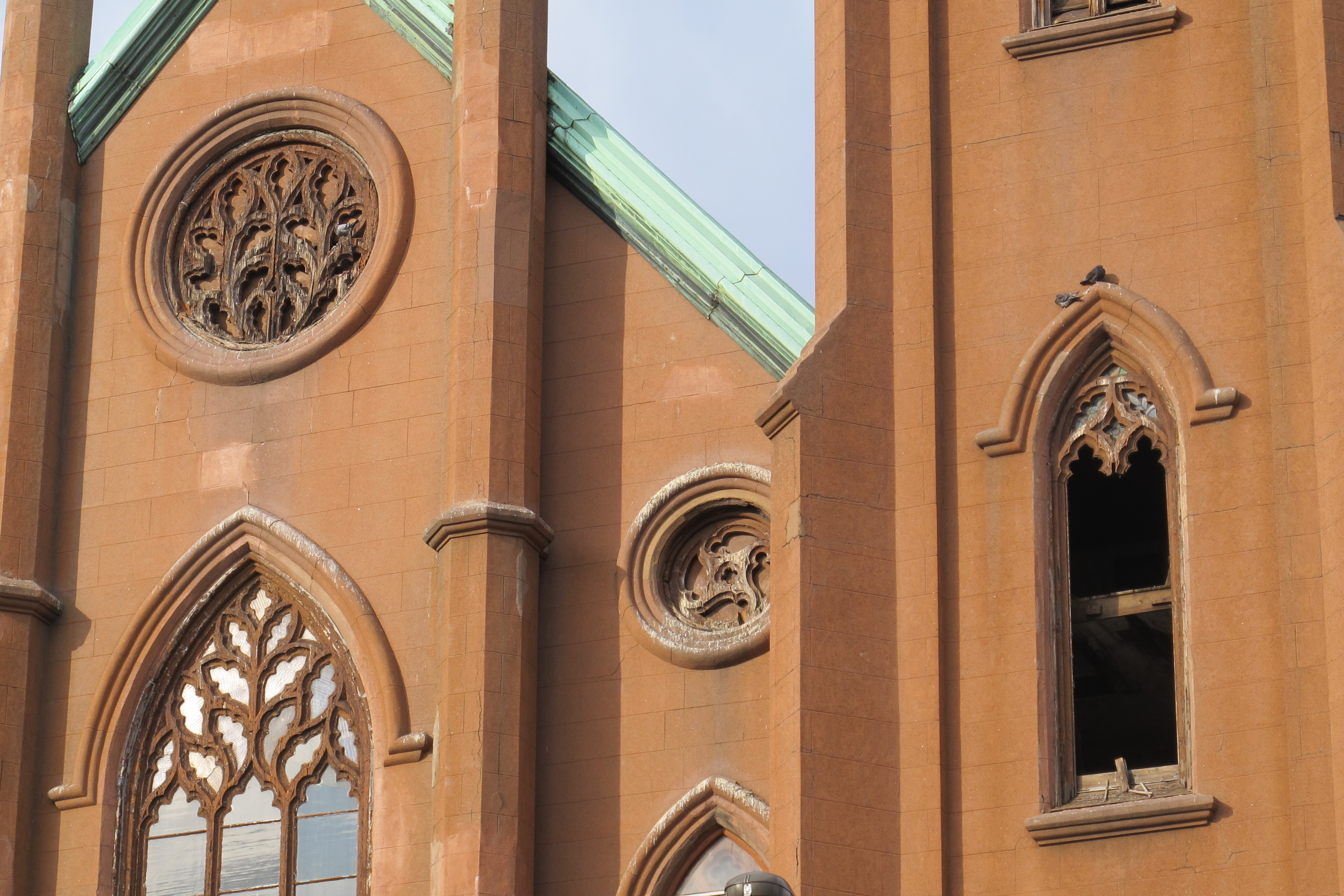 Will a Common Pleas Court judge support efforts to keep the Church of the Assumption standing?
