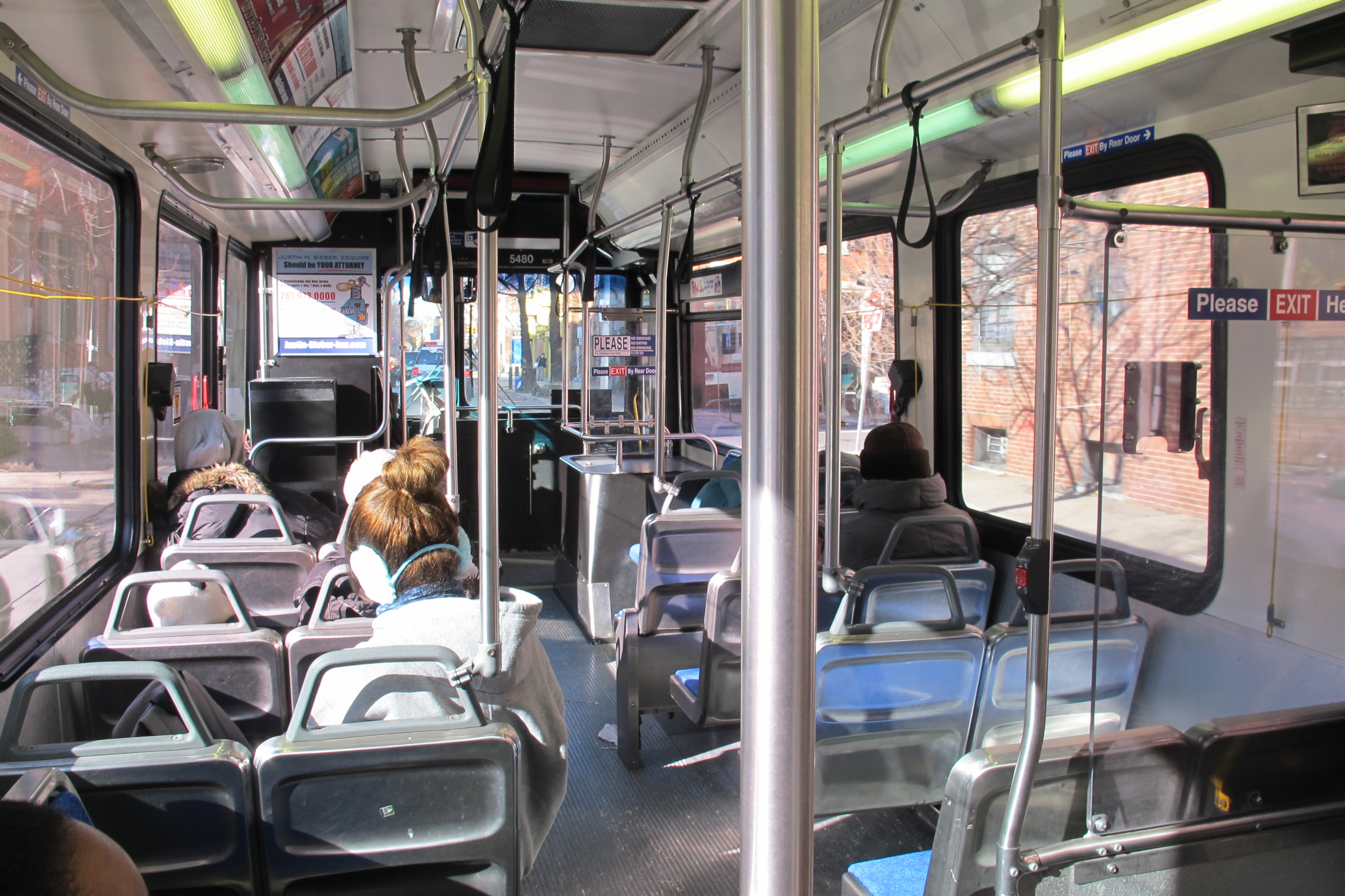 Which SEPTA routes are busiest?