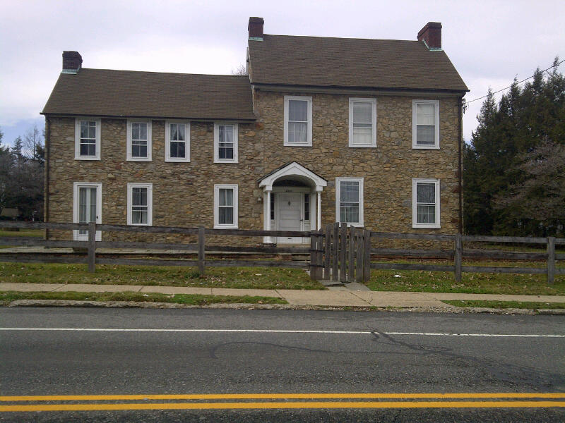 The Stokes House at 2876-80 Welsh Rd. in Holme Circle. | Shannon McDonald, NEast Philly