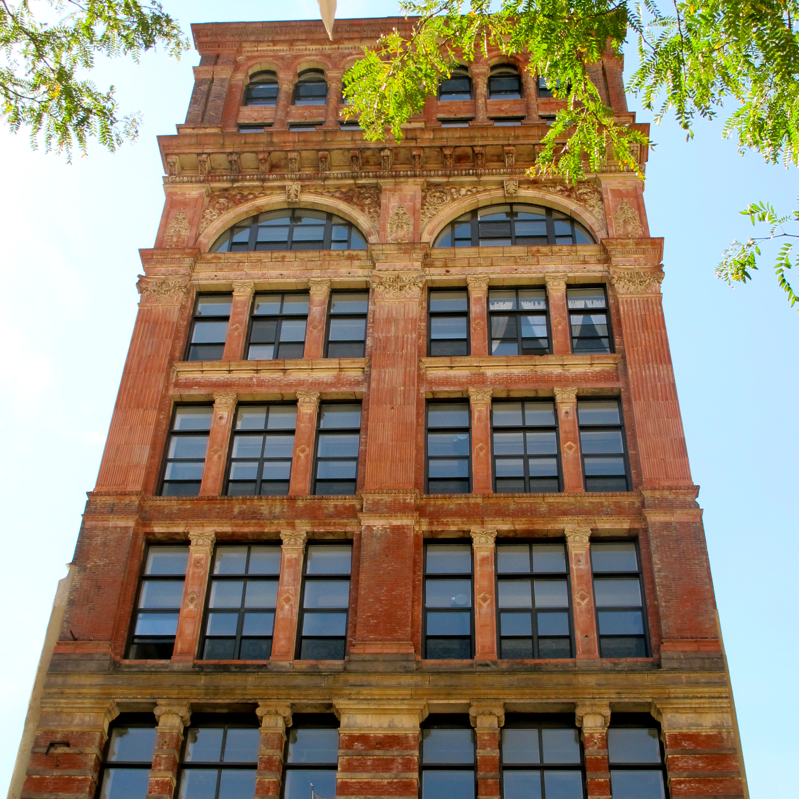 Jefferson Lofts, the Lichtensteins' Market Street property, was cited with new L&I violations.