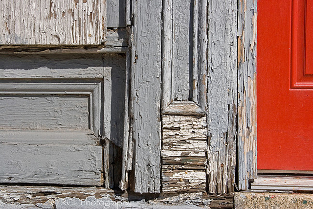 Learn to restore woodwork this week. | Proportional by Rob Lybeck, Eyes on the Street Flickr group