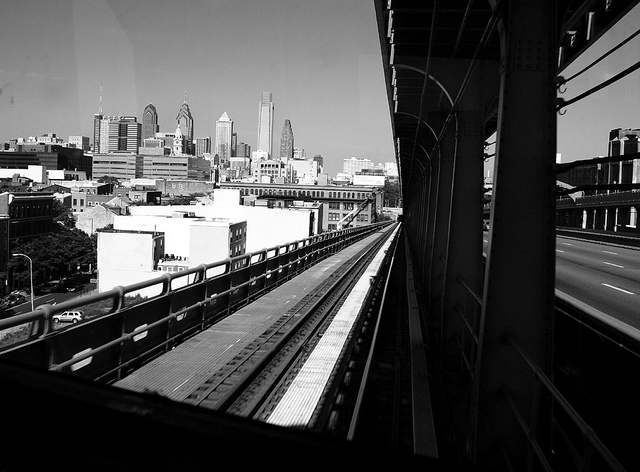 Bridge Line | phillytrax, Eyes on the Street Flickr group