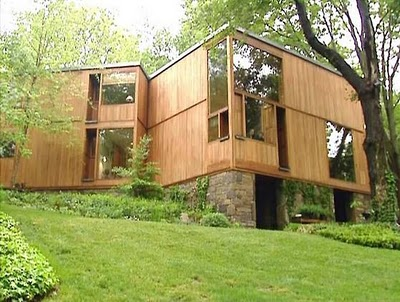 Tour Lou Kahn's Fisher House this weekend.