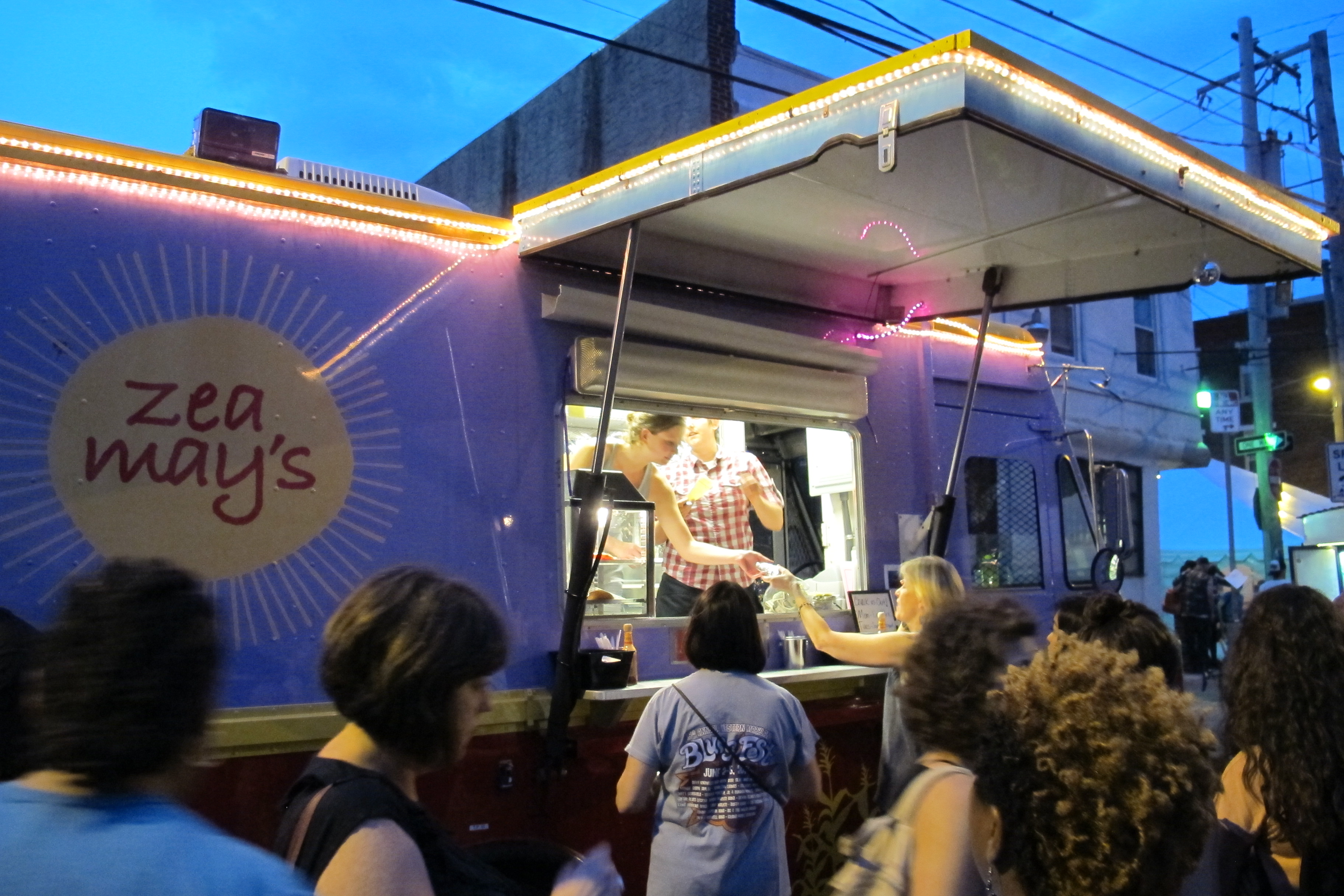 On Thursday Night Market returns to Germantown Avenue in Mt. Airy with more than 50 vendors.