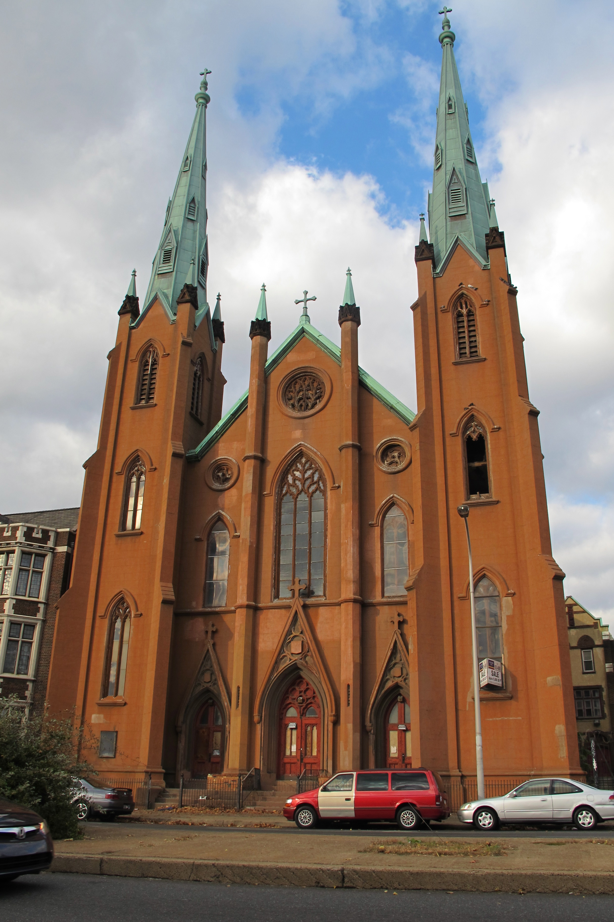 A buyer has been found for the Church of the Assumption complex.