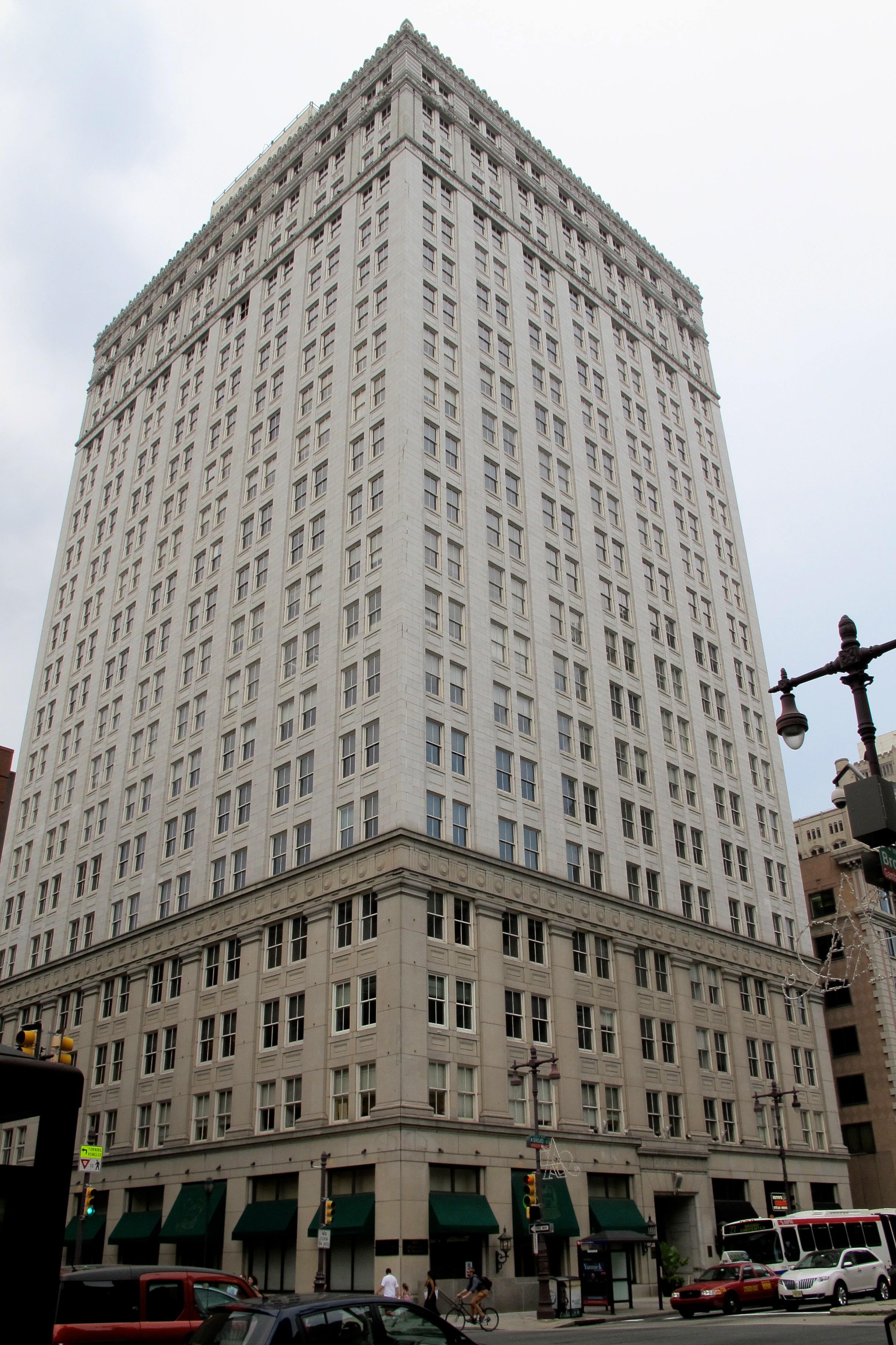 The Atlantic Building, 260 S. Broad Street.
