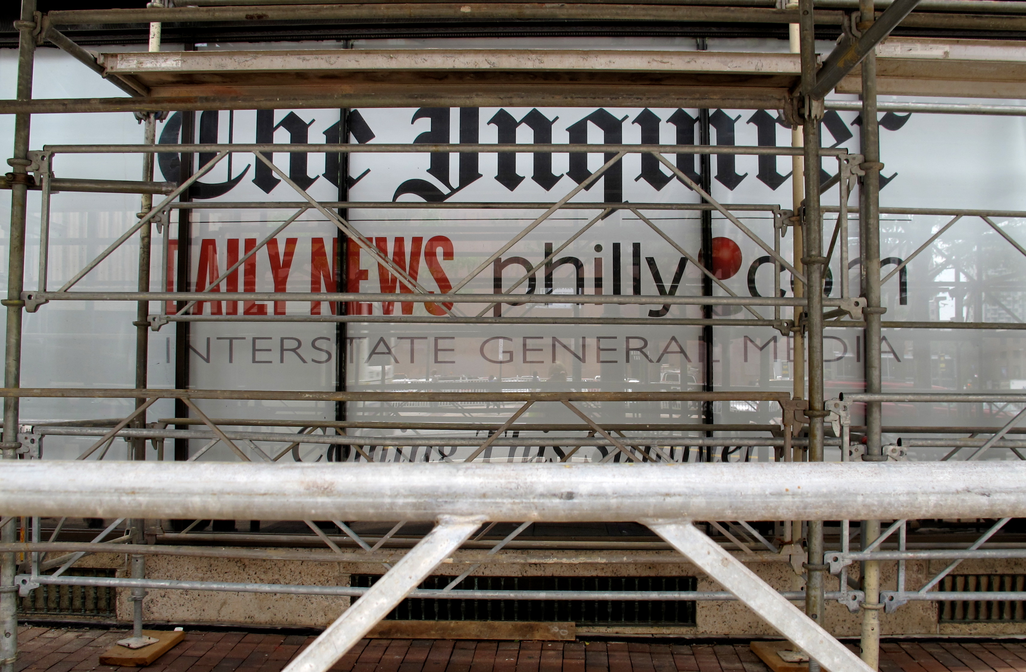 The Inquirer, Daily News, and philly.com now live on Market East.