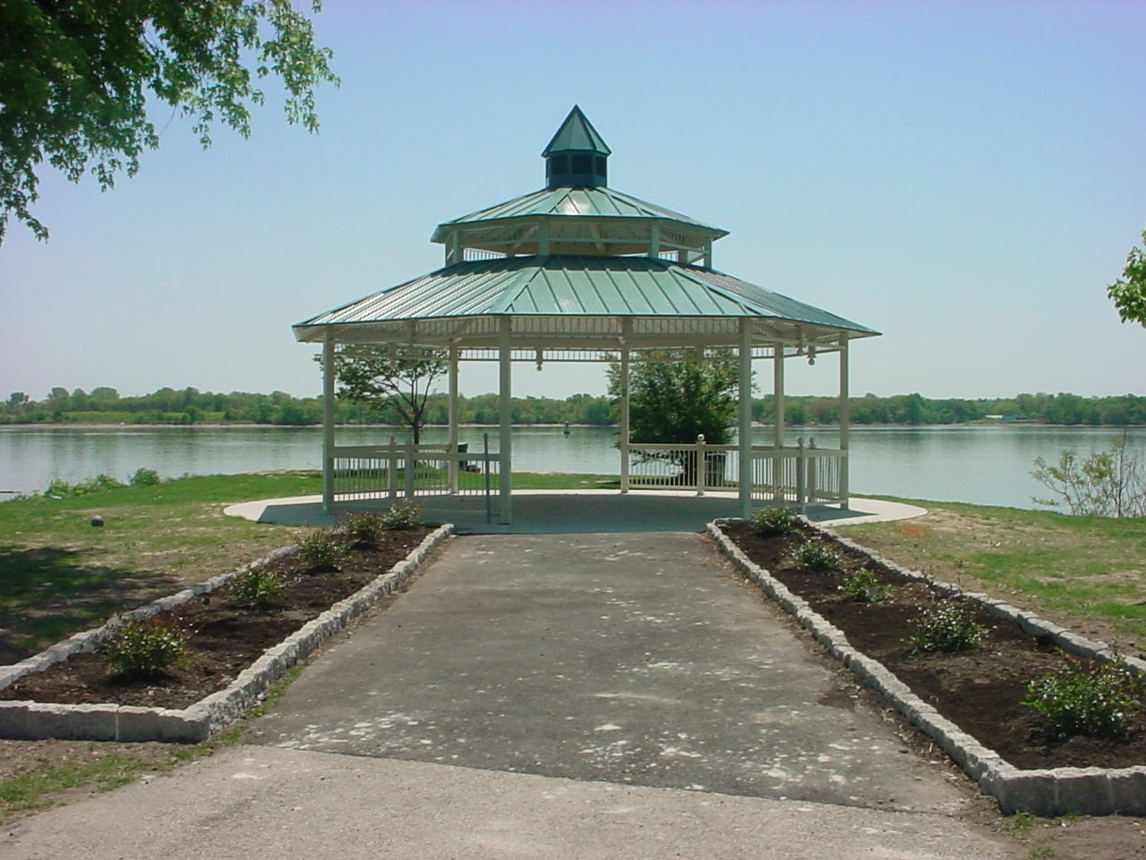 Pennypack Park's Gazebo | Credit: Major Artery Revitalization Committee