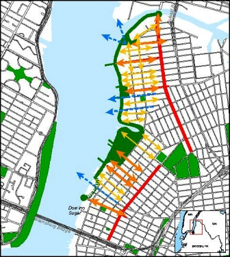 Greenpoint-Williamsburg zoning