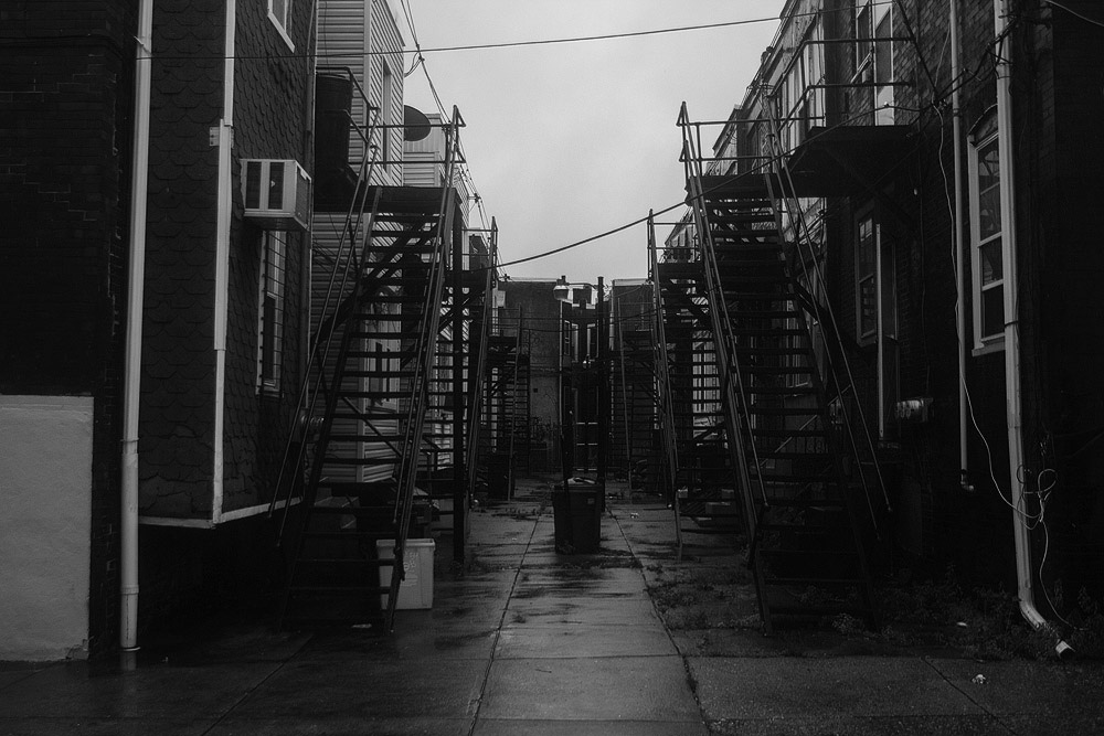Back Alley, Courtesy of Phillytrax