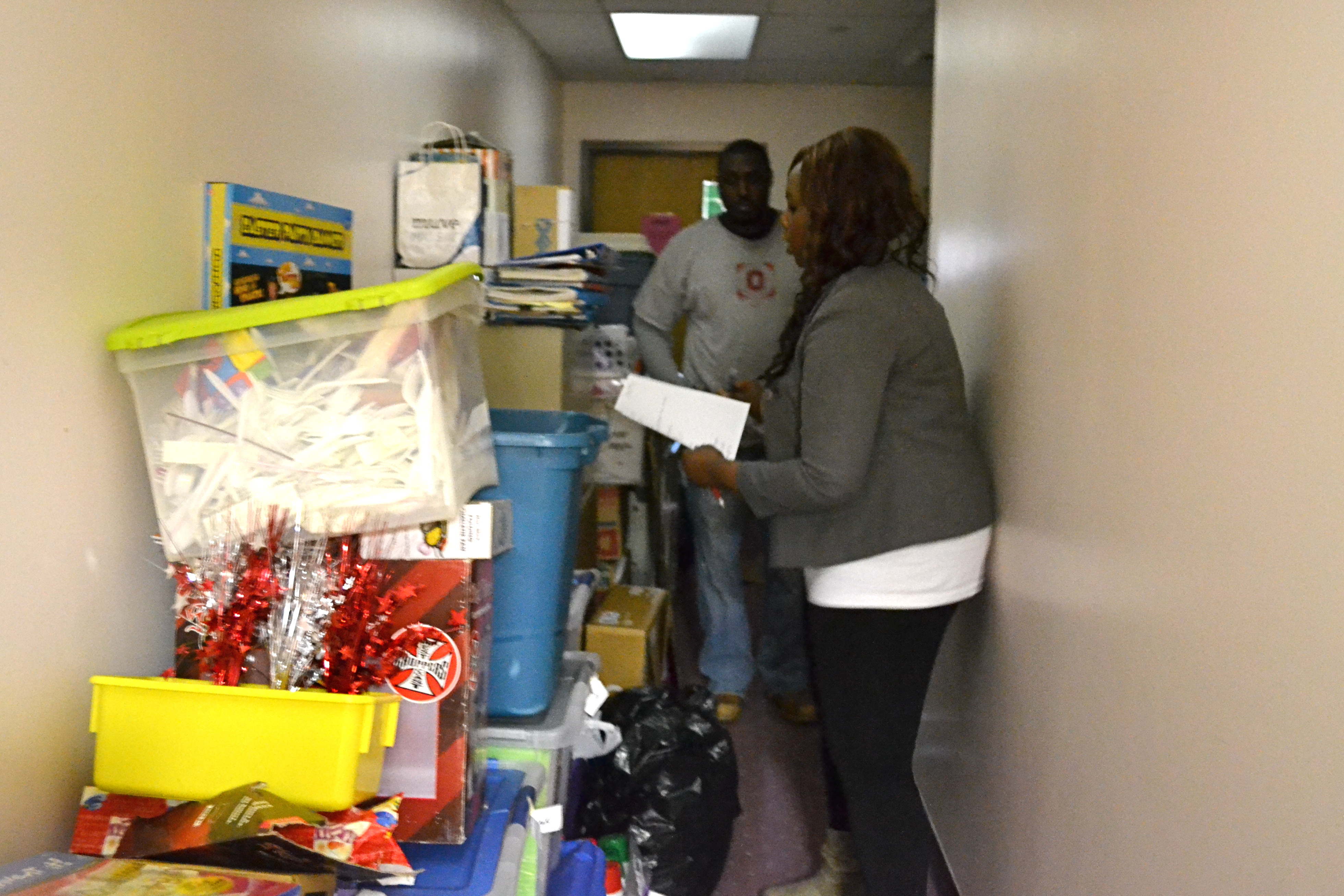 MLK Day of Service, Giving of Self Partnership, Inc.