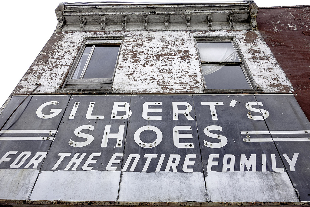 Family Shoes, Gilbert's