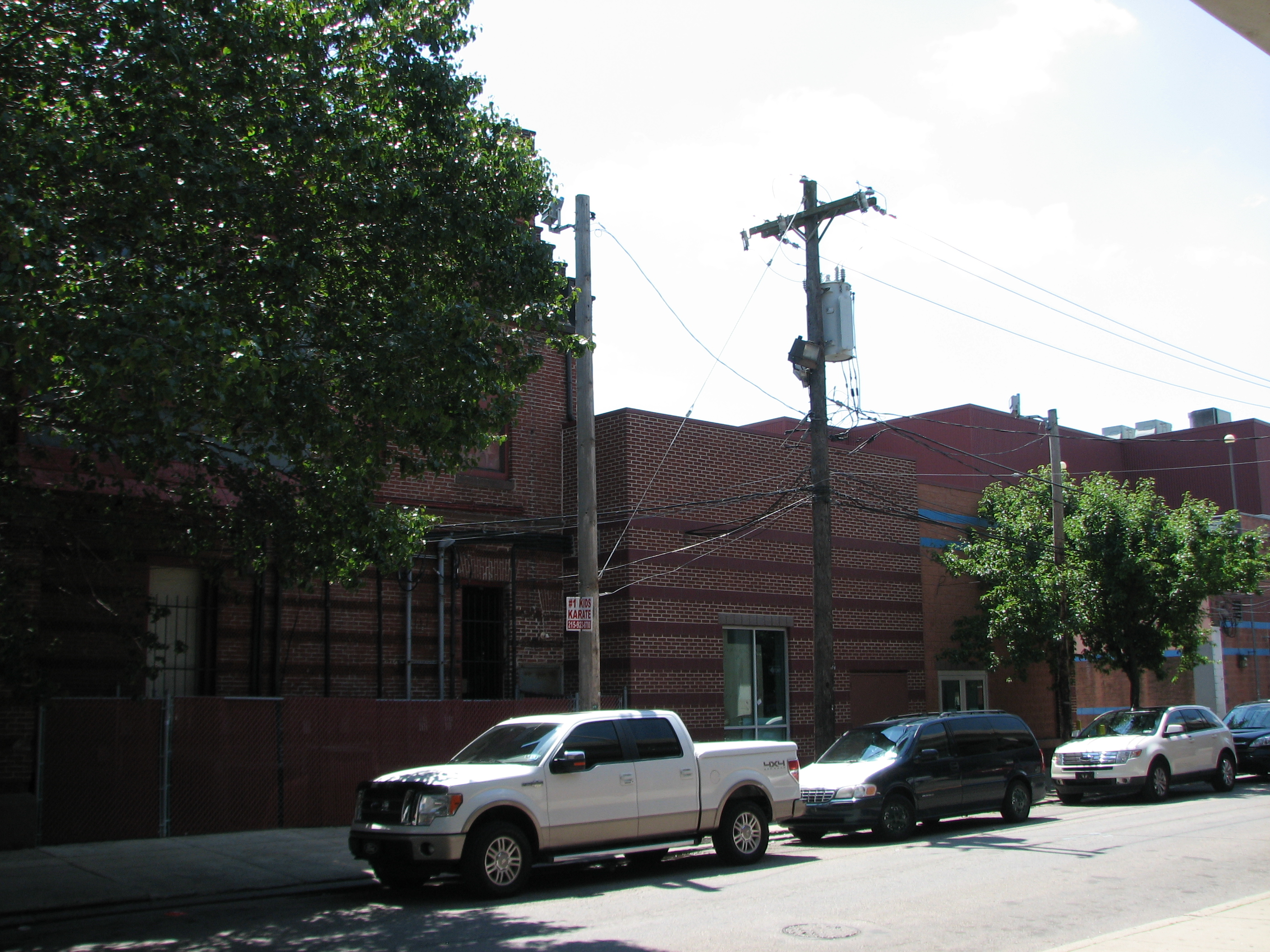 Preservationists hope the demo permits are intended for a modern addition to the rear of the building on Water Street.