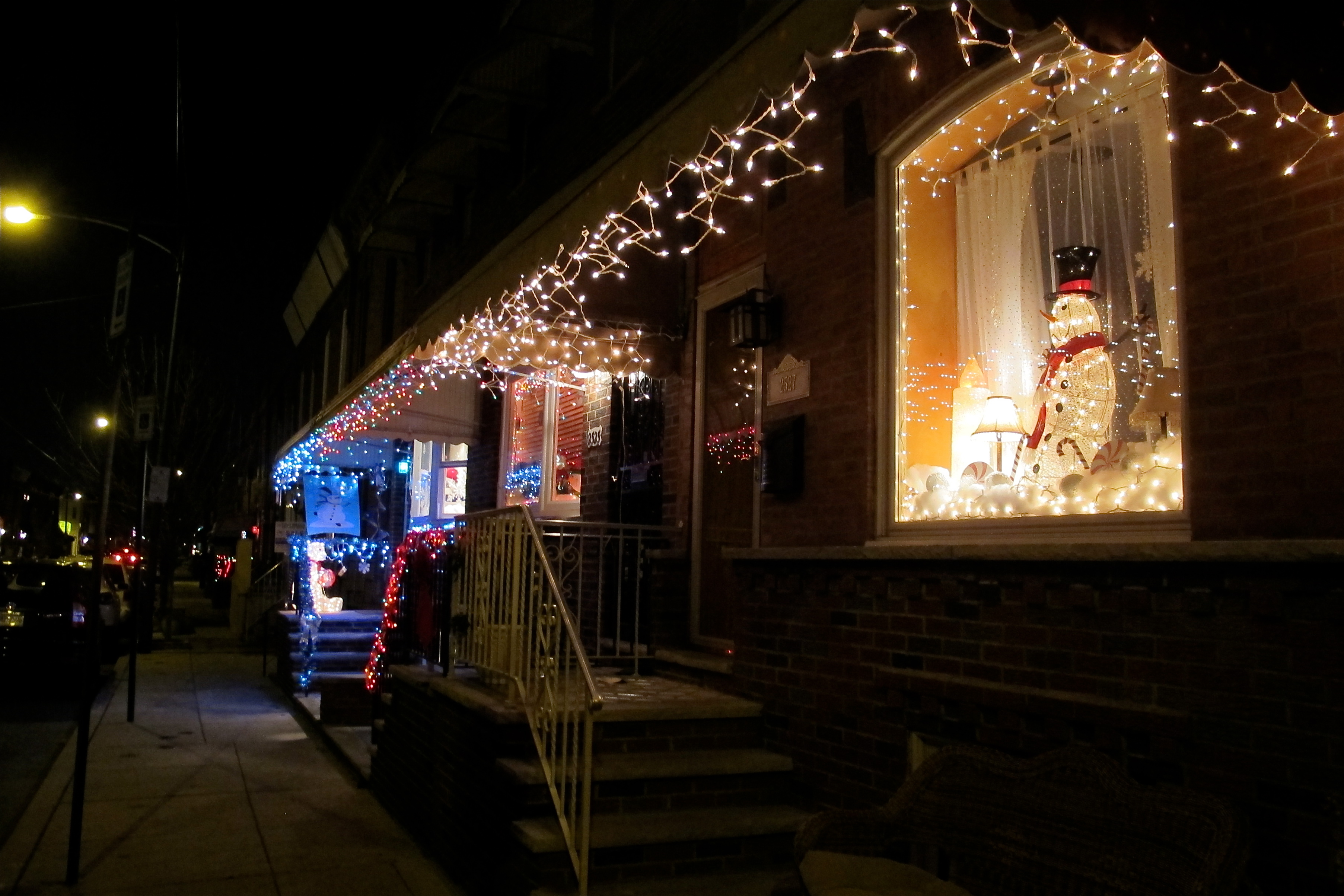 Take in the lights and window displays of South Philly on the Bicycle Coalition's Fun Ride this month.
