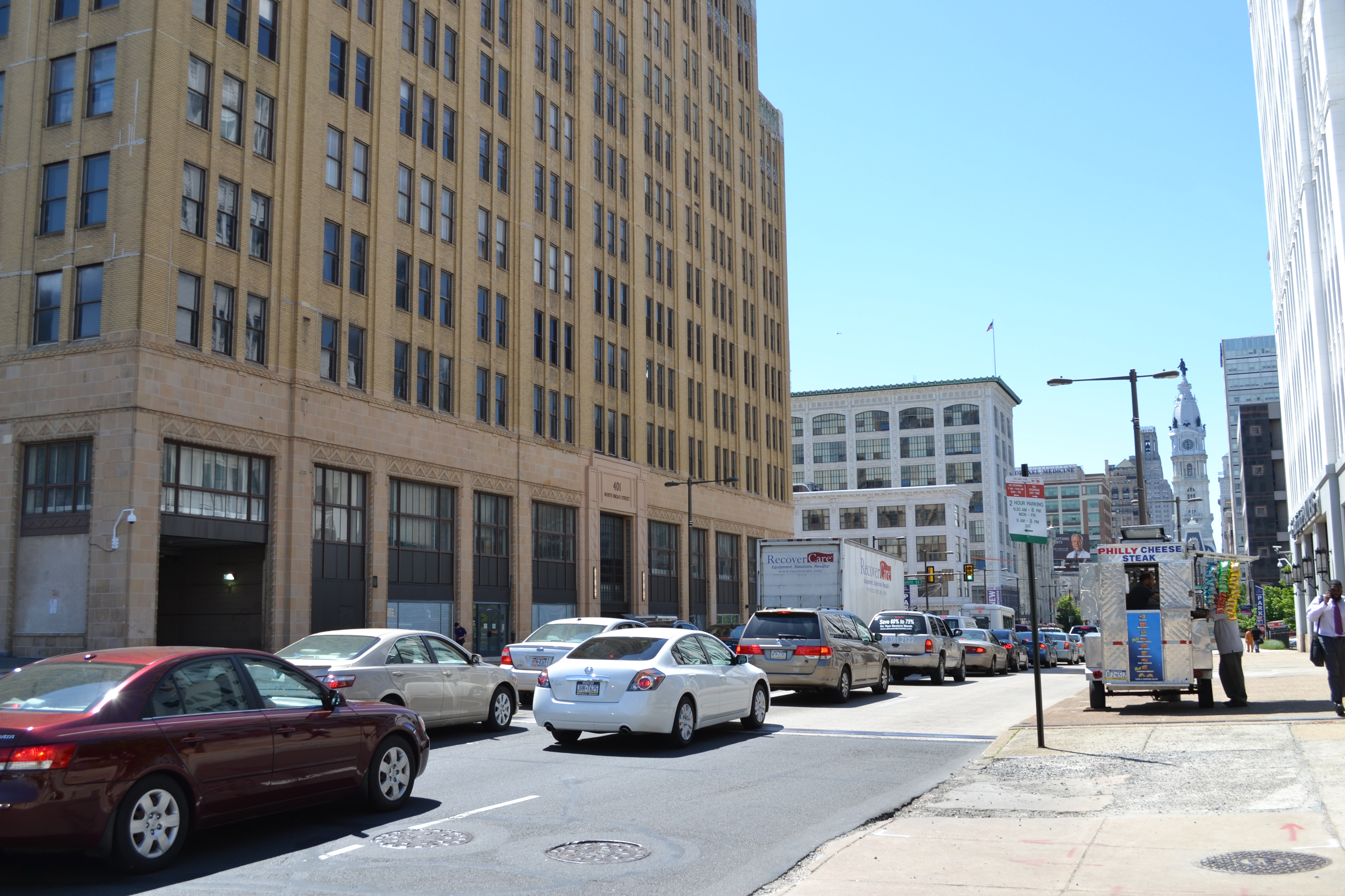 PennDOT will replace the bridge that supports Broad Street from Callowhill to Noble streets