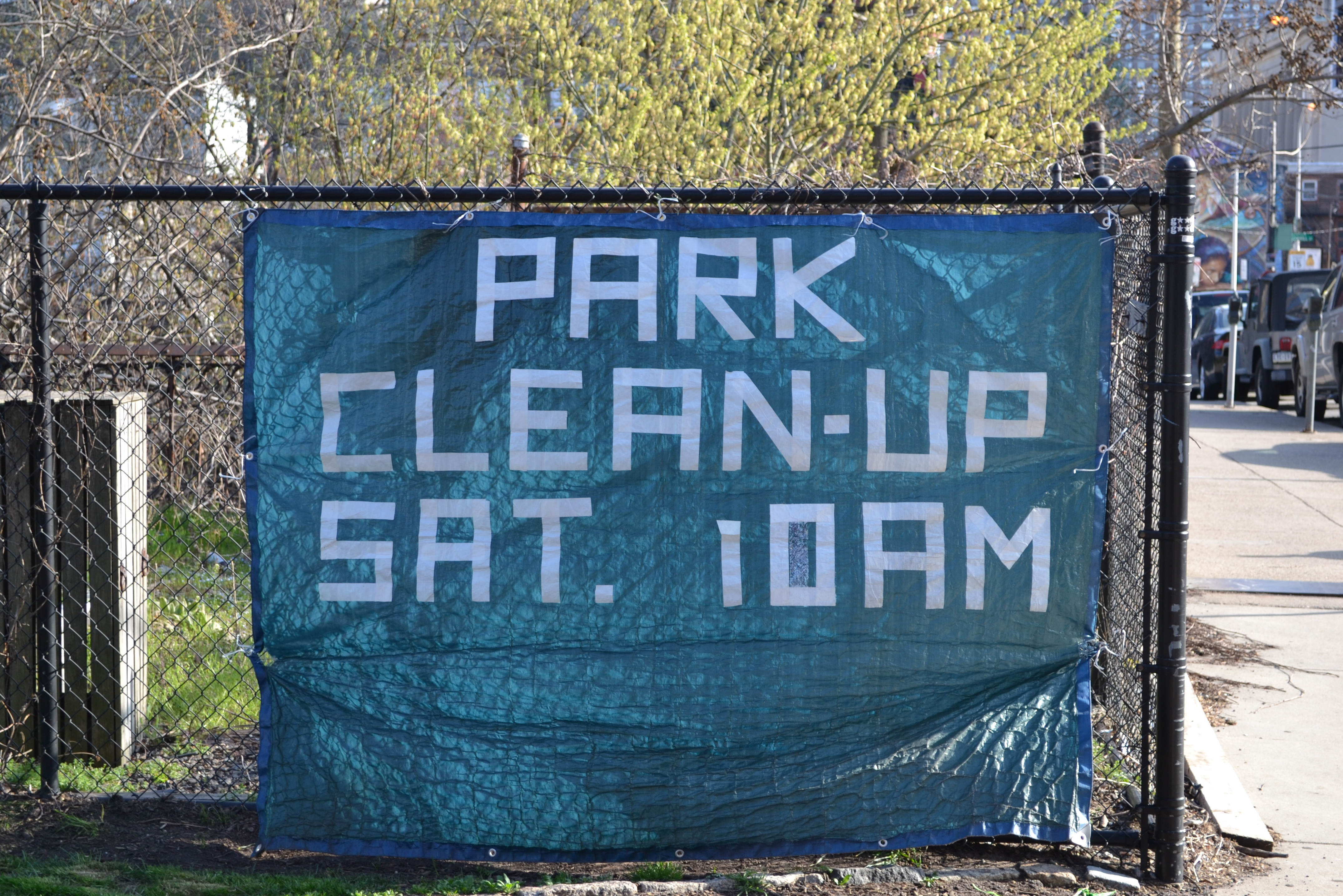 Philadelphia Streets Department is hosting the 6th annual Philly Spring Cleanup Saturday, April 13