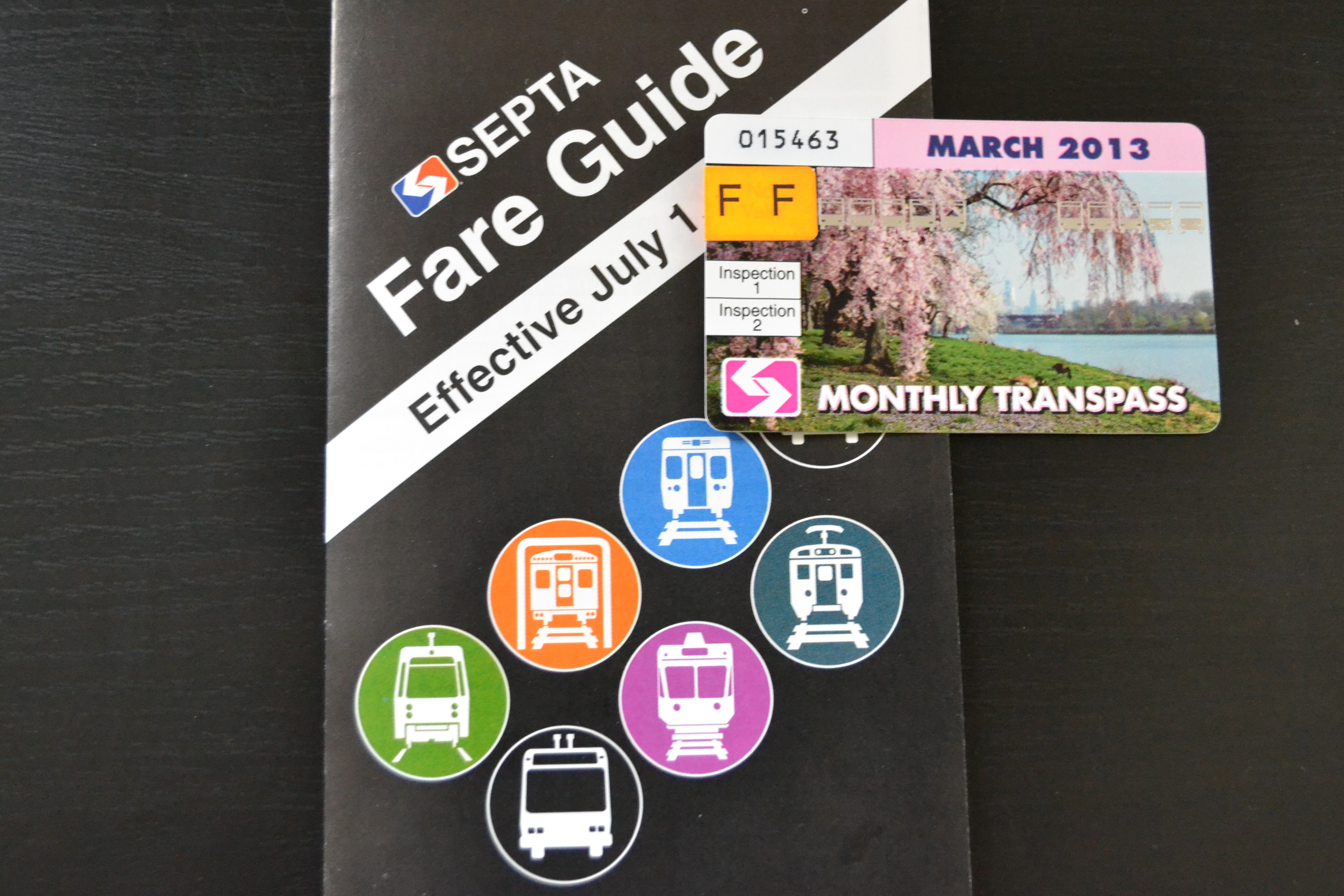 SEPTA fares will increase on July 1, 2013