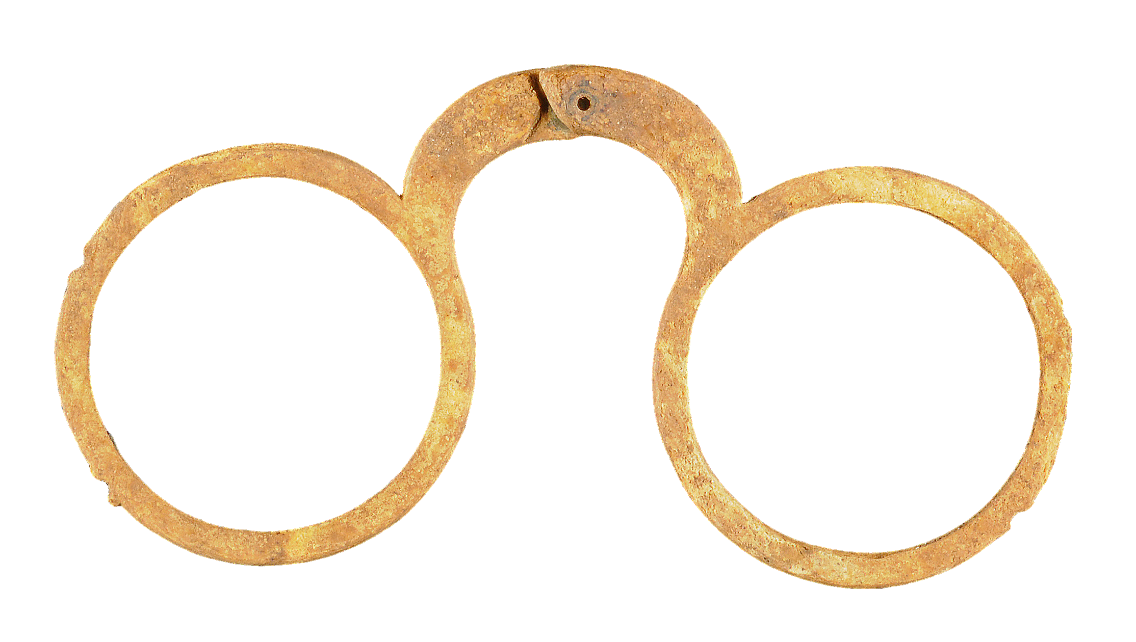 These could be the oldest spectacles found in the United States.