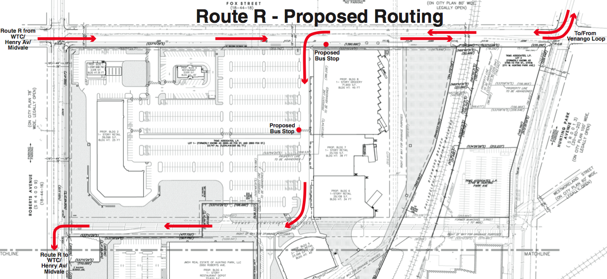 These Route R changes will begin August 1