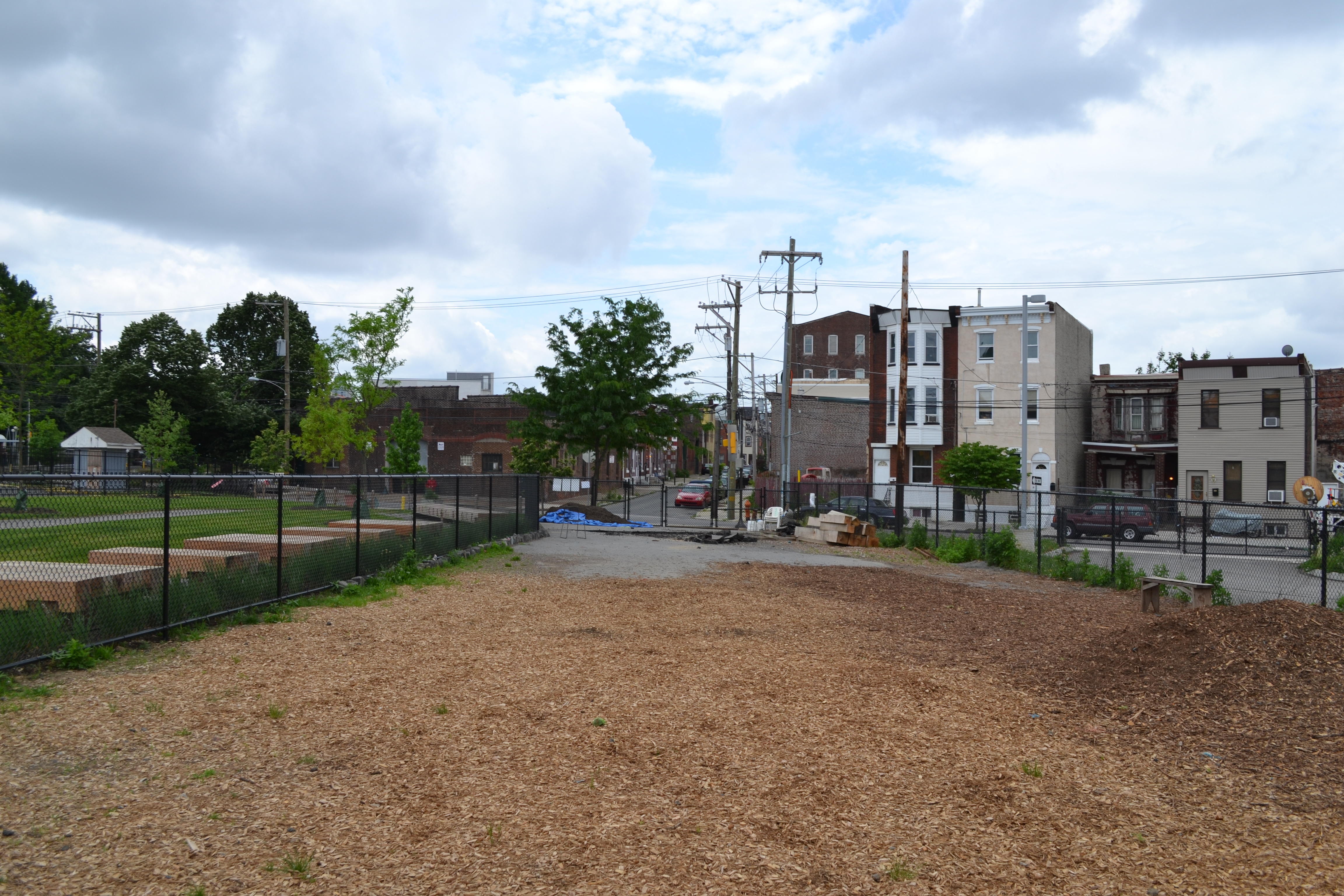 This June a dog park will open as part of the Big Green Block project