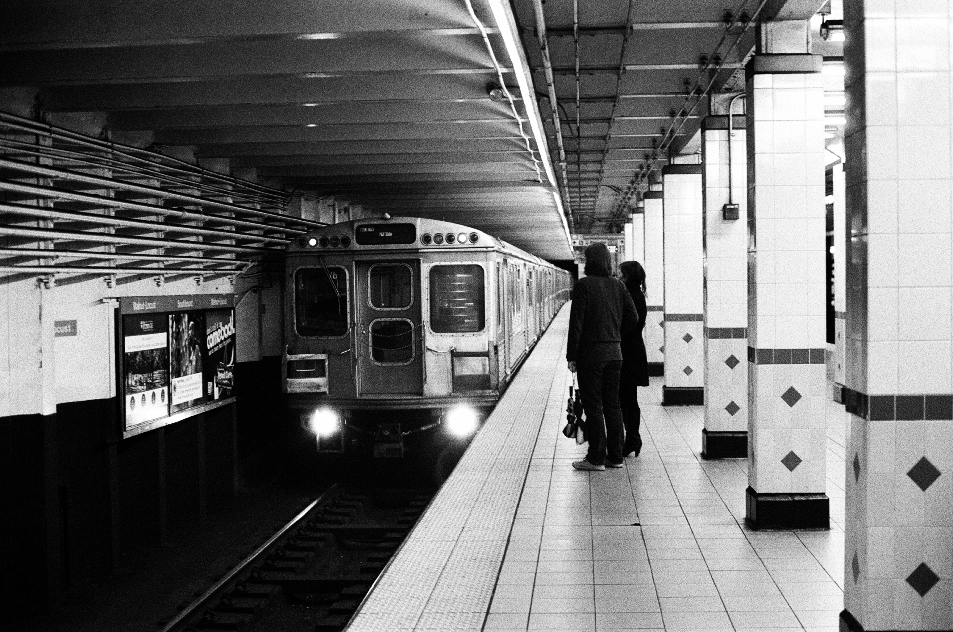 Broad Street Line, Photo by oilman930