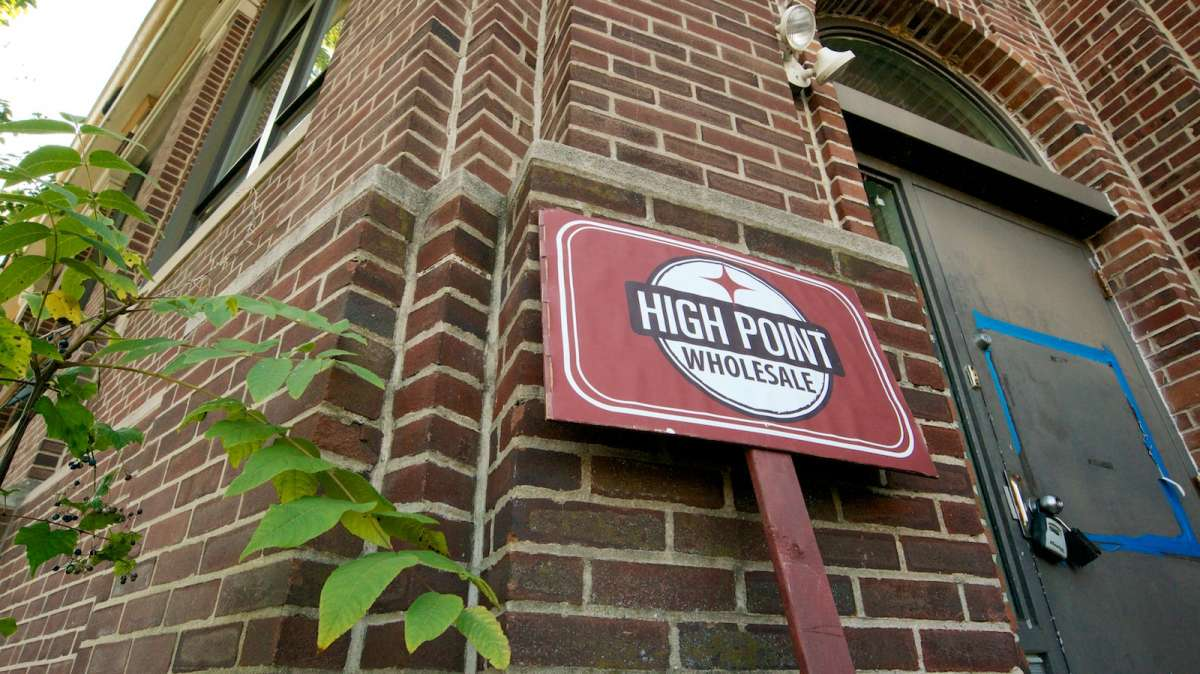 High Point Café wholesale bakery/roastery
