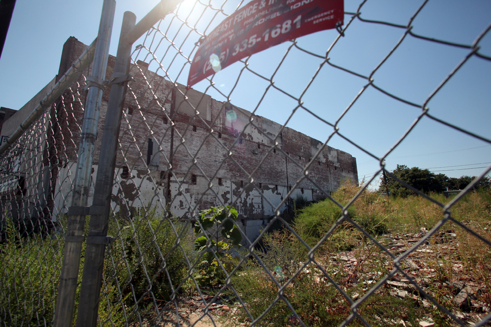 Special Report: Vacant land, focused plans