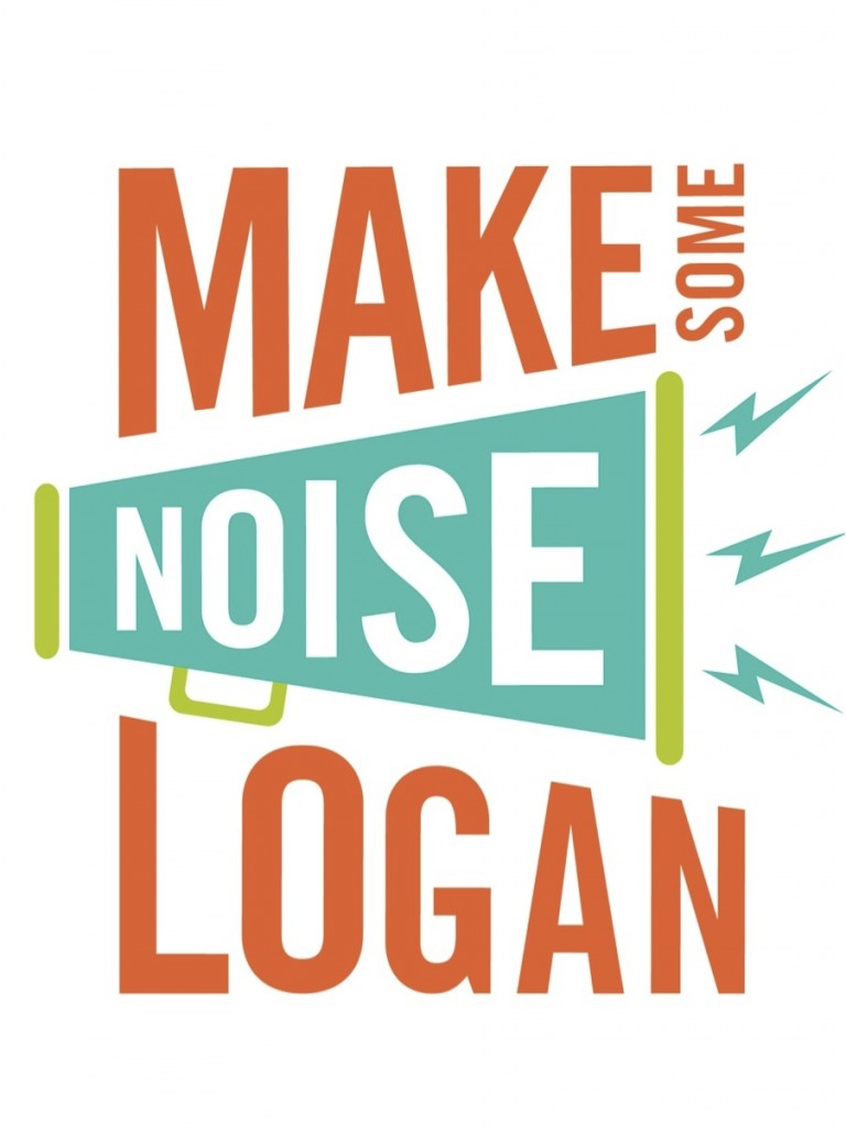 Make Some Noise Logan