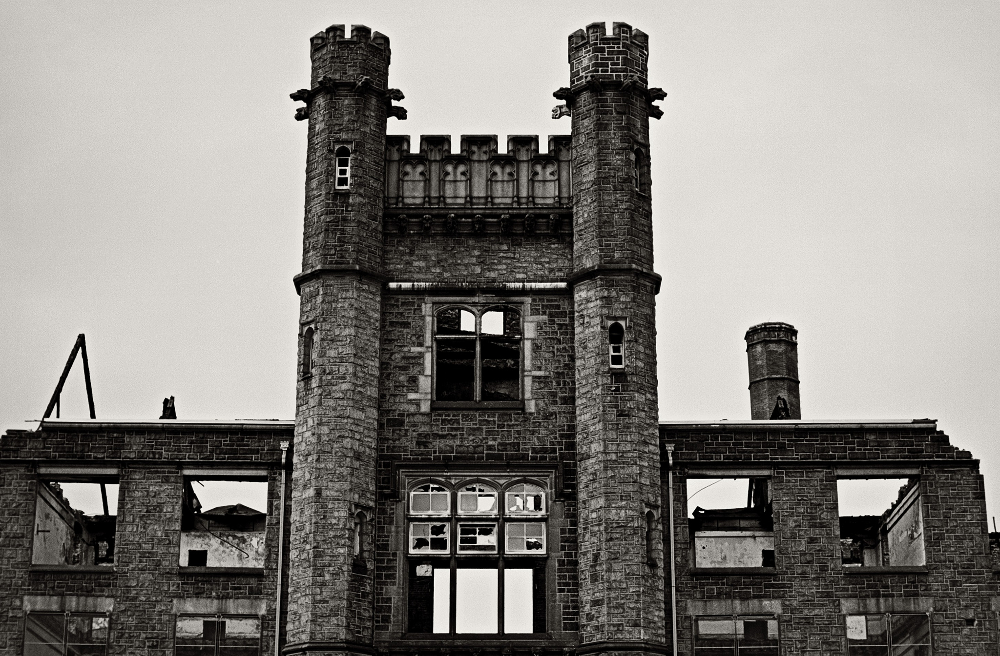 Original Northeast High School, Photo by David Swift Photography