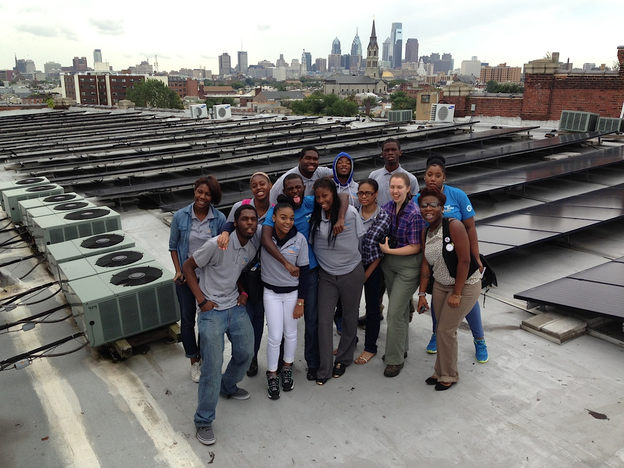 Philadelphia Solar Schools Initiative