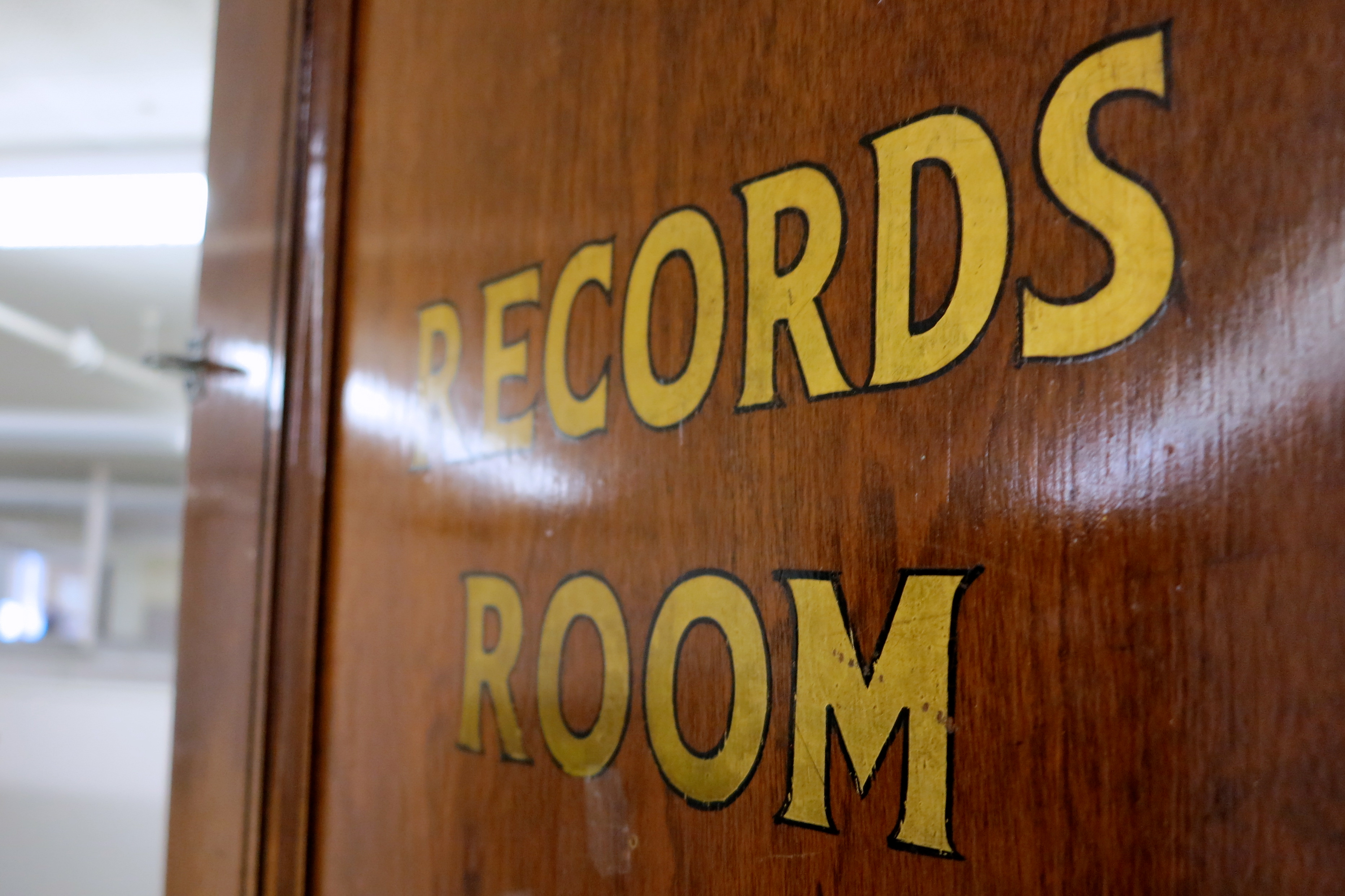 Records Room