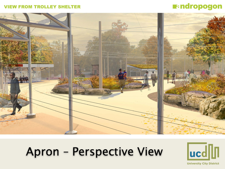 Renderings by Andropogon, Courtesy of UCD