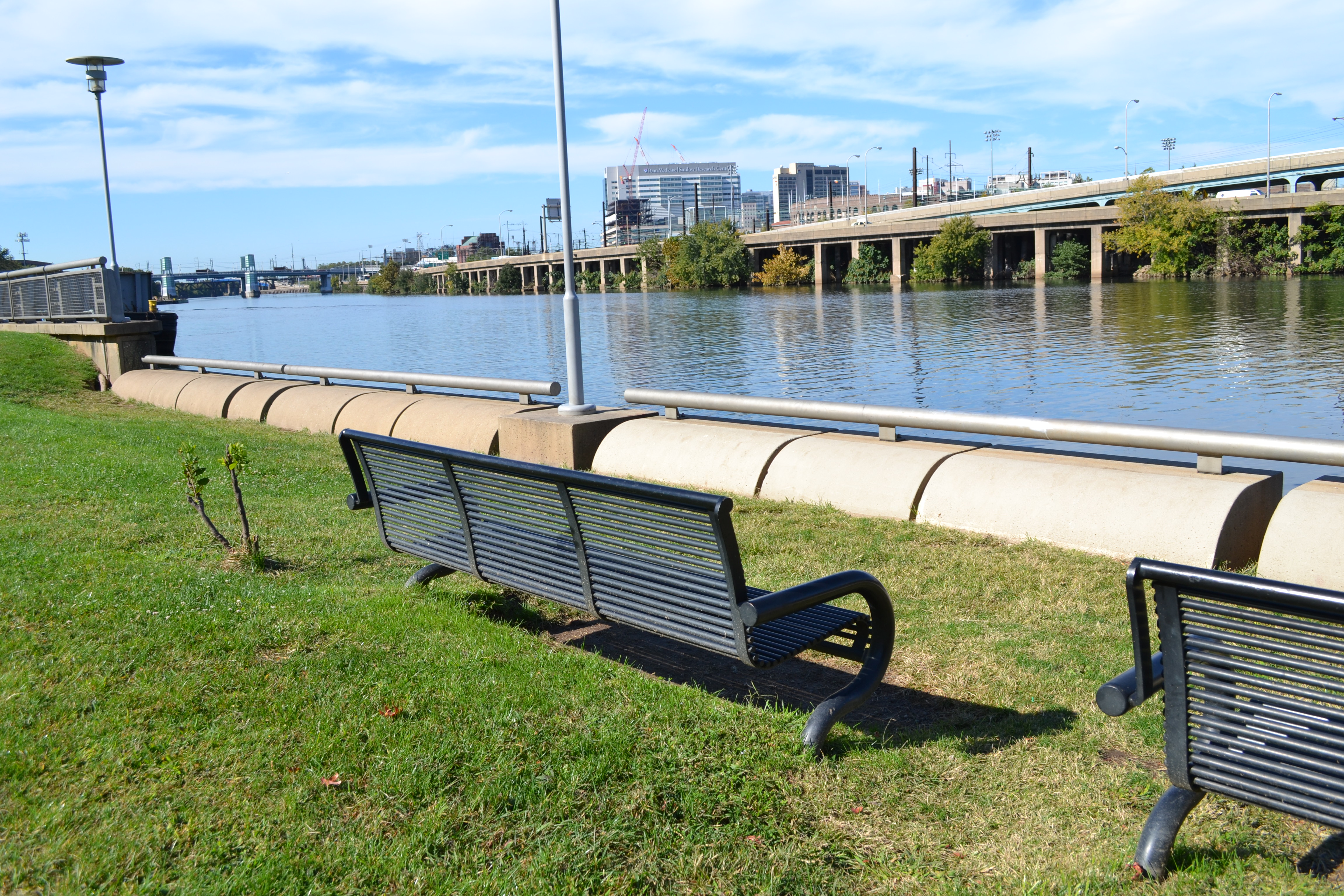 Schuylkill Banks offers new sponsor-a-bench program