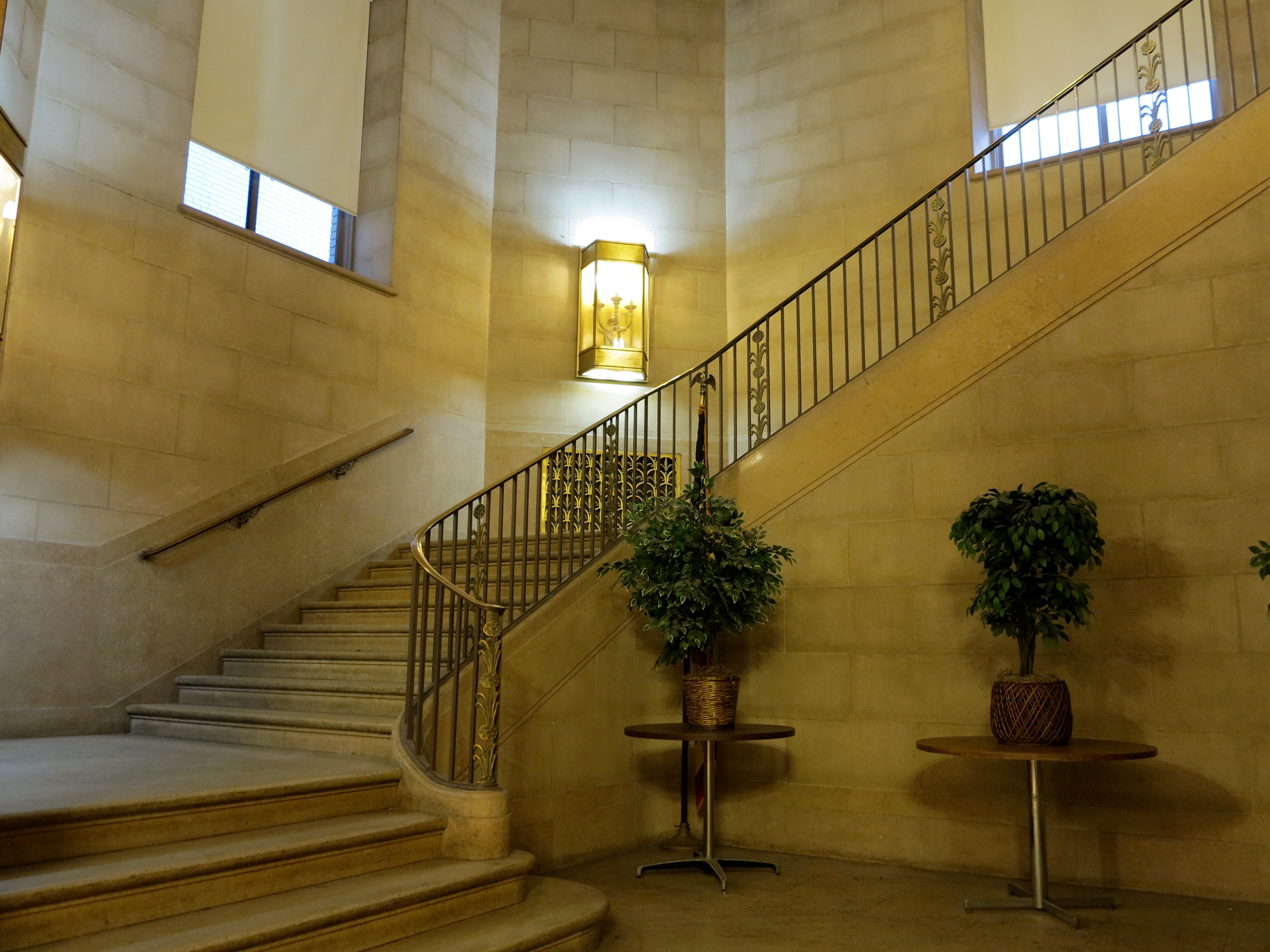 Stairwell, Family Court