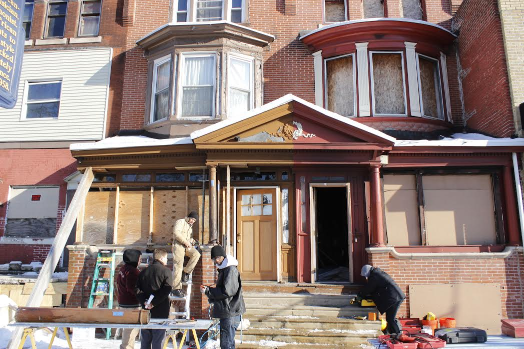 The John Coltrane House was designated as historic in 1985 (YouthBuild Philadelphia Charter)