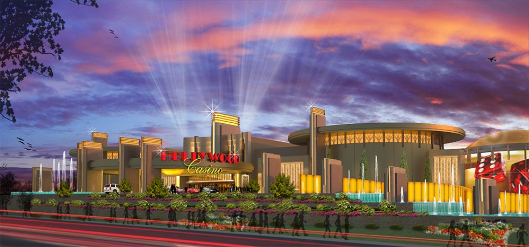 The proposed Hollywood Casino