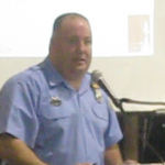Rudolph Muller, 8th District Community Relations Officer