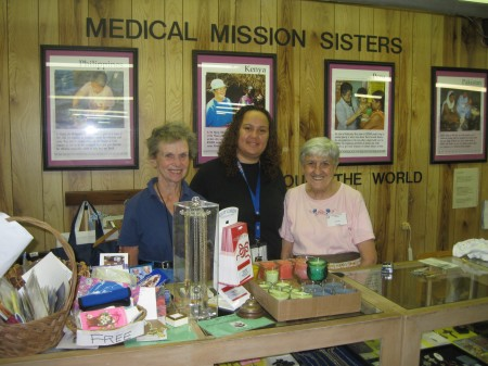 Medical Mission Sisters Thrift Shop Staff