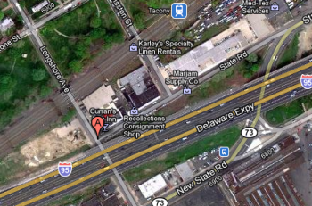 The new southbound I-95 ramp in Tacony will be at Longshore Avenue and State Road.