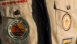 Photo from the Boy Scouts of America Flickr page.